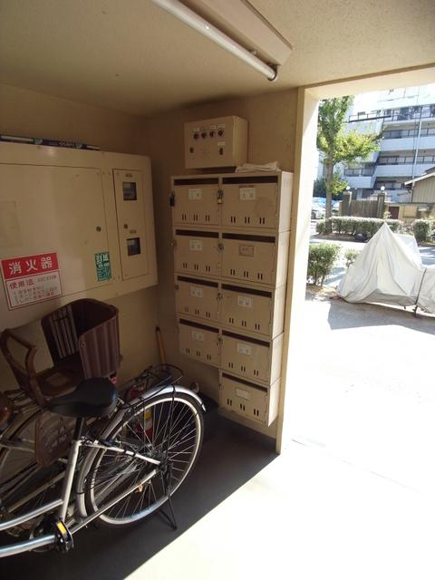 物件番号: 1025881626 みどりマンション  神戸市中央区旗塚通3丁目 1DK マンション 画像12