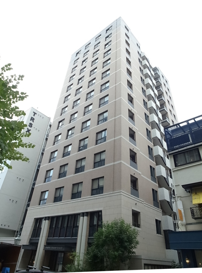 物件番号: 1025864777 ワコーレトアロードザ・スィート  神戸市中央区下山手通3丁目 1LDK マンション 外観画像