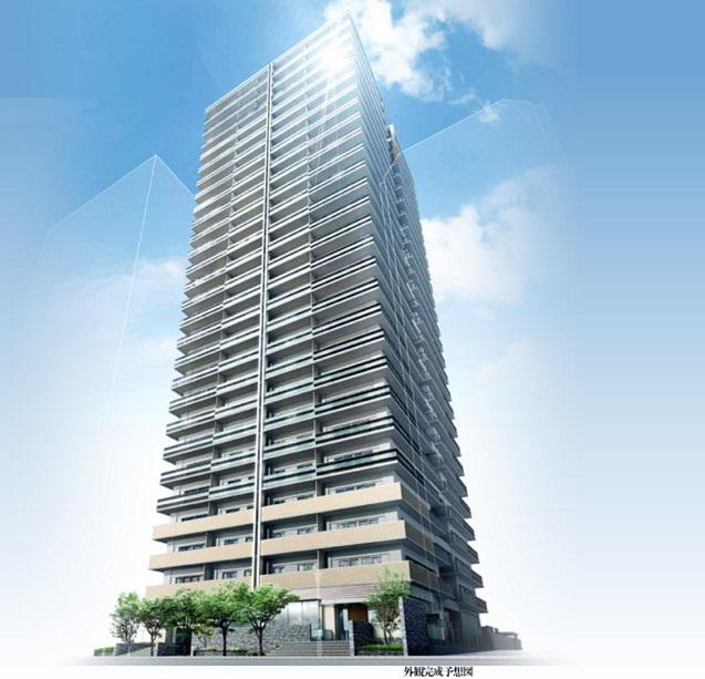 ジ・アーバネックスタワー神戸元町通 2602の外観