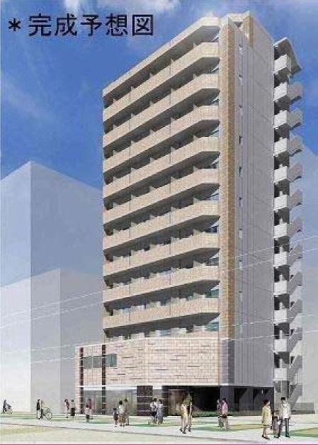 物件番号: 1025864914  神戸市中央区元町通4丁目 1K マンション 外観画像