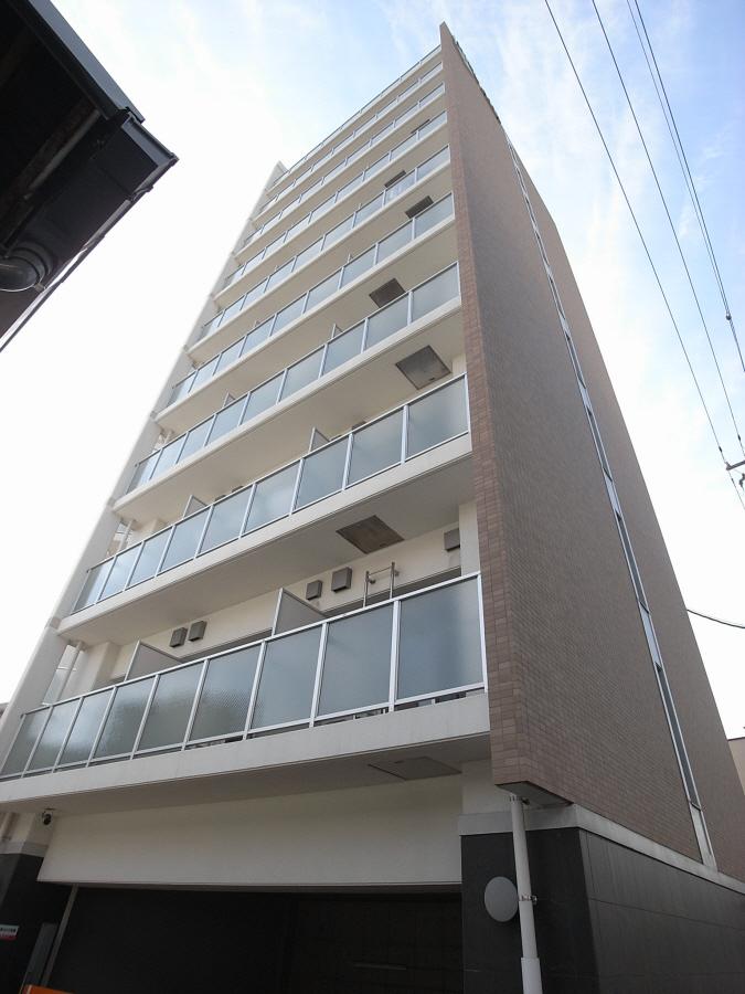 物件番号: 1025865073 リアンジェ兵庫本町  神戸市兵庫区本町1丁目 1K マンション 外観画像