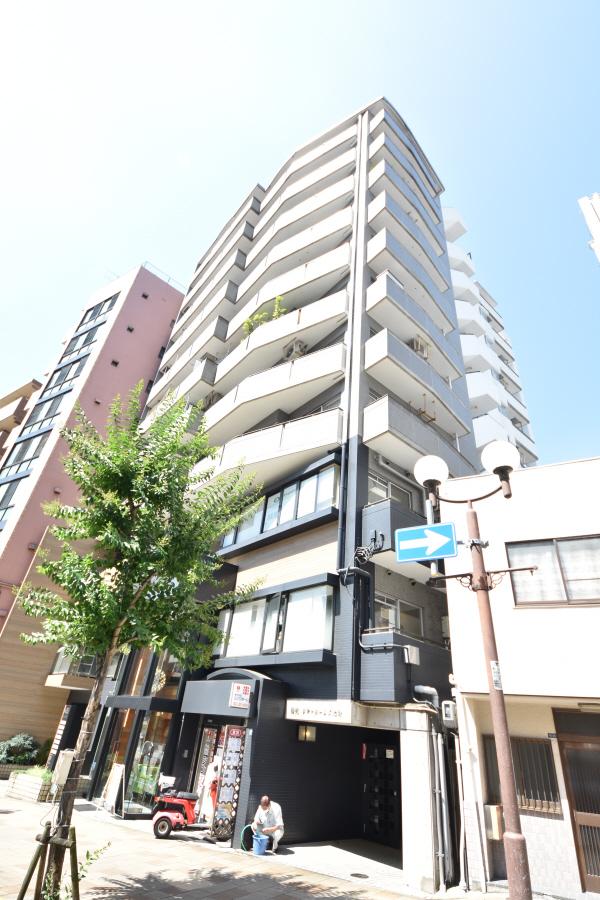 物件番号: 1025866154 藤和シティホームズ元町  神戸市中央区下山手通4丁目 1LDK マンション 外観画像
