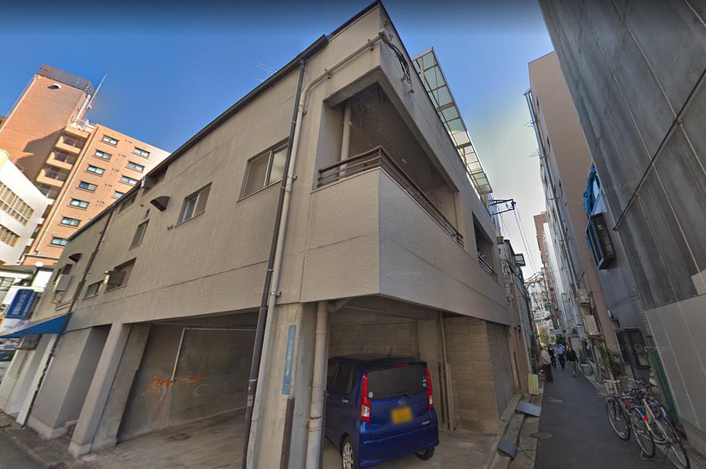 物件番号: 1025866300 新生ビル  神戸市中央区下山手通3丁目 1LDK マンション 外観画像