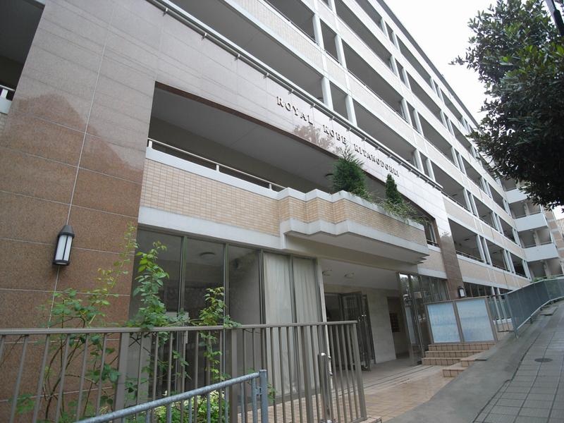 ロイヤル神戸北野通り 602の外観