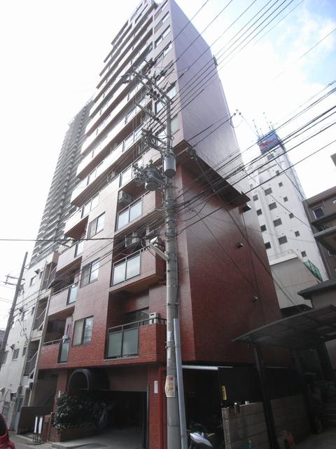 物件番号: 1025882074 シャンボール三宮  神戸市中央区熊内町4丁目 2LDK マンション 外観画像