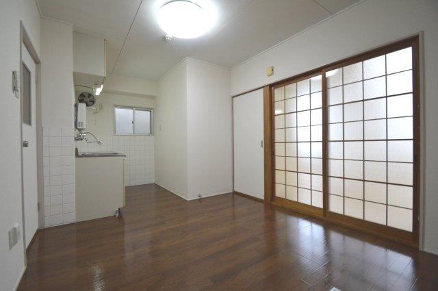 物件番号: 1025867381 佐々木マンション  神戸市兵庫区新開地4丁目 2SDK マンション 画像1