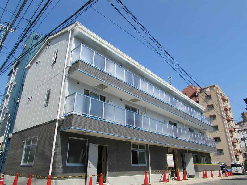 物件番号: 1025867694 シュマンセプト神戸  神戸市中央区北長狭通8丁目 1K マンション 外観画像