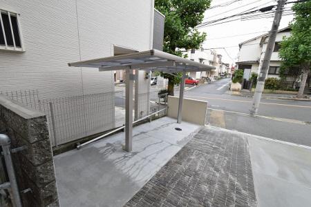 物件番号: 1025868327 パル ヴィレッジ  神戸市中央区旗塚通2丁目 2LDK ハイツ 画像10