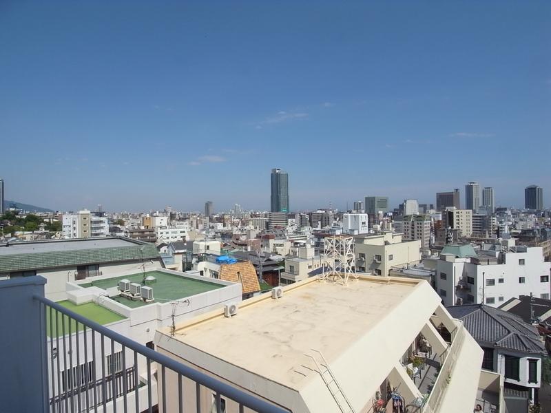 物件番号: 1025881115 第2スカイマンション  神戸市中央区北野町4丁目 2LDK マンション 画像9