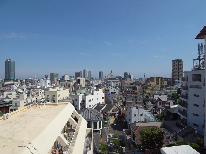 物件番号: 1025881115 第2スカイマンション  神戸市中央区北野町4丁目 2LDK マンション 画像10