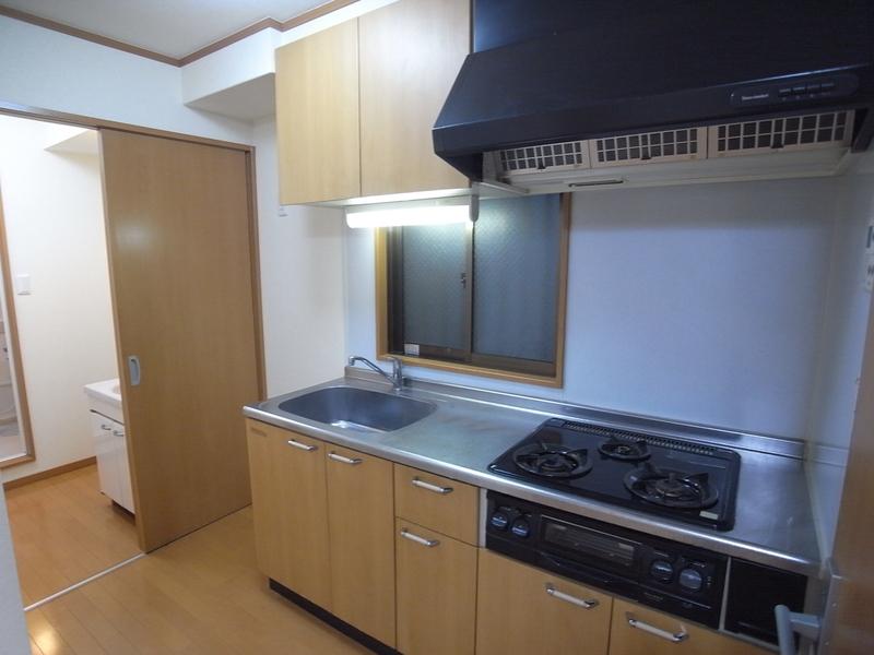 物件番号: 1025869088 リーフハイツ  神戸市中央区雲井通3丁目 1LDK マンション 画像3