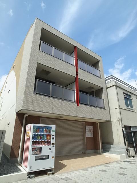 物件番号: 1025870885 ラージヒル神戸西  神戸市兵庫区西出町 1K マンション 外観画像