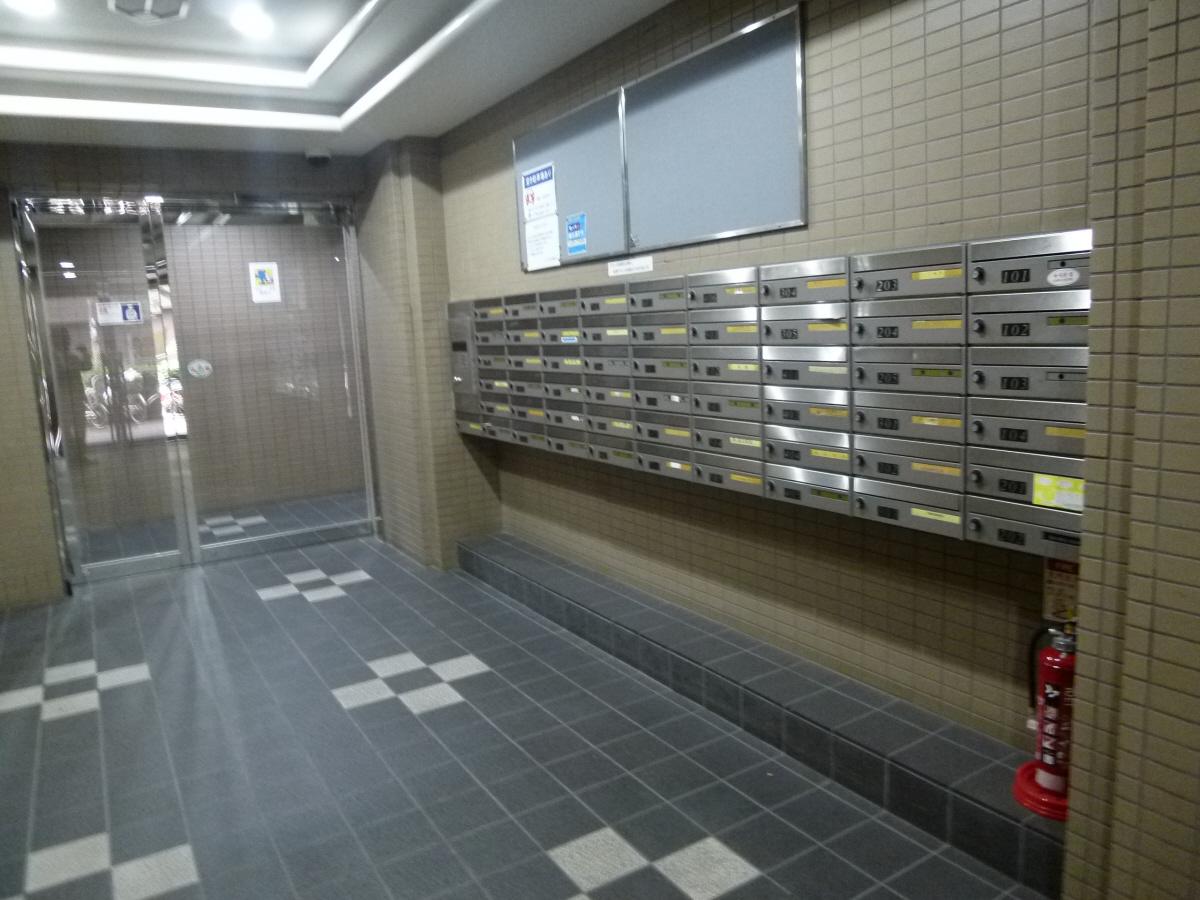 物件番号: 1025869218 サンシャイン三宮二番館  神戸市中央区二宮町4丁目 3LDK マンション 画像34