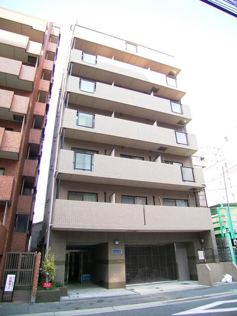 物件番号: 1025874681 カリエンテ三宮  神戸市中央区小野柄通3丁目 1K マンション 外観画像