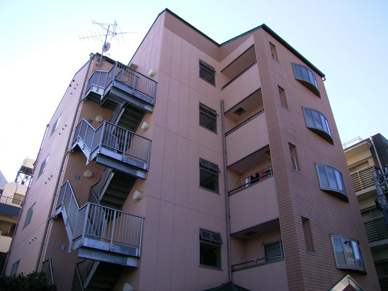 物件番号: 1025869434 ヴィラ神戸Ⅲ  神戸市中央区国香通5丁目 1K マンション 画像19