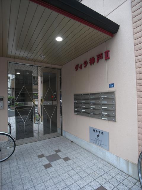 物件番号: 1025869434 ヴィラ神戸Ⅲ  神戸市中央区国香通5丁目 1K マンション 画像18