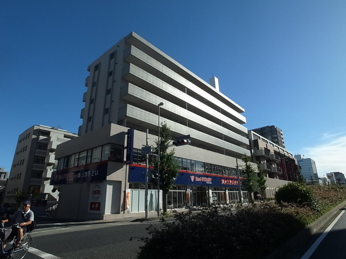 物件番号: 1025869705 シティライフ本山  神戸市東灘区本山南町7丁目 1LDK マンション 外観画像