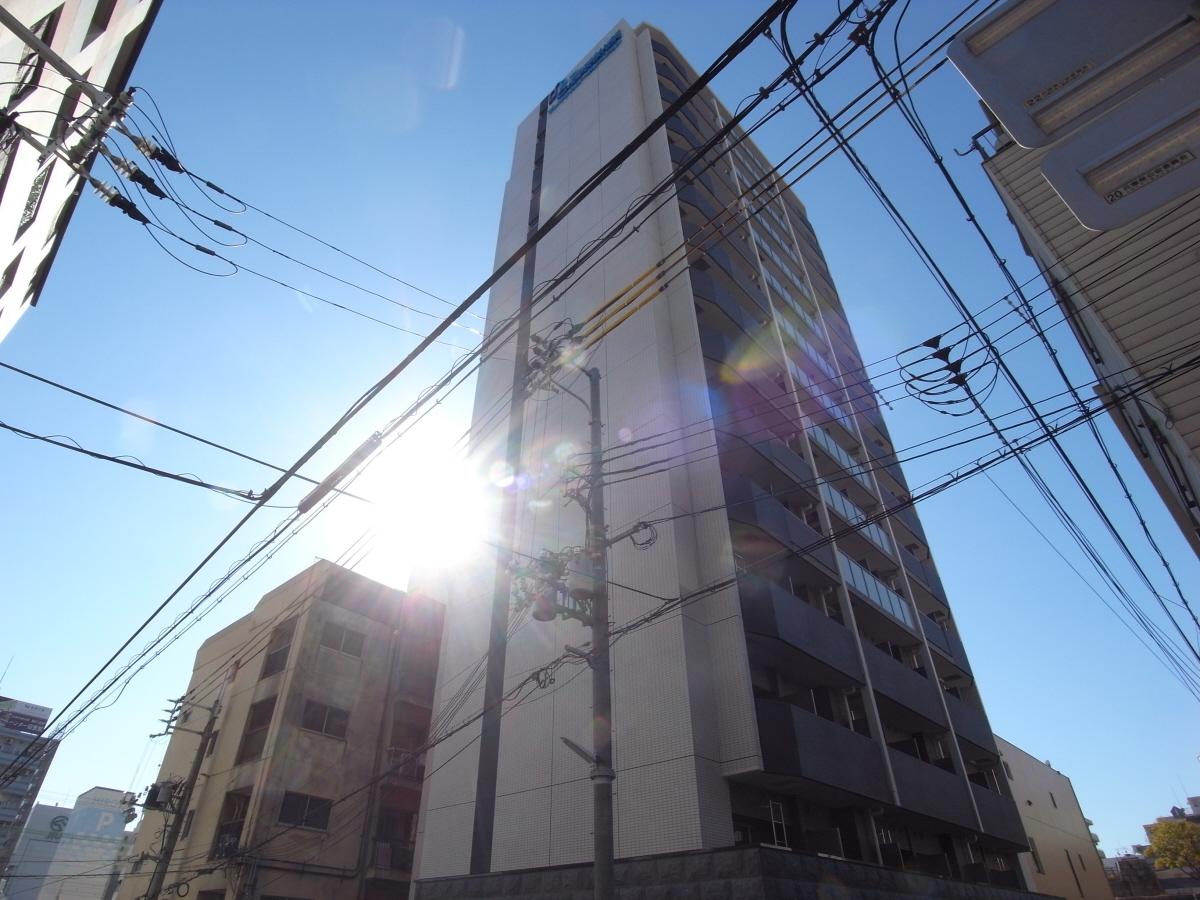 物件番号: 1025869711 プレサンス神戸元町  神戸市中央区北長狭通5丁目 1K マンション 外観画像