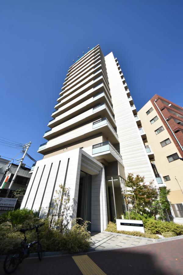 物件番号: 1025869834 スプランディッド神戸北野  神戸市中央区加納町3丁目 2LDK マンション 外観画像