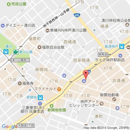 物件番号: 1025881192 プレサンスKOBEグレンツ  神戸市兵庫区新開地3丁目 1LDK マンション 画像1