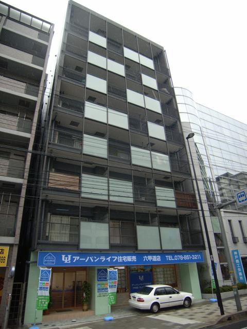 物件番号: 1025871233 WOB ROKKOHMICHI  神戸市灘区友田町3丁目 1K マンション 画像36