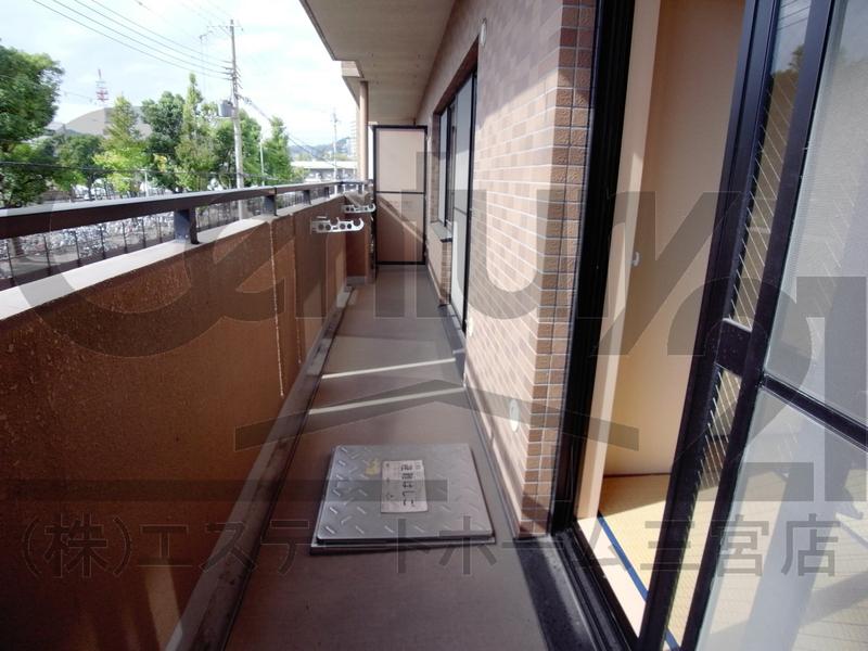 物件番号: 1025883207 ミリオンベル神戸  神戸市兵庫区佐比江町 2LDK マンション 画像9