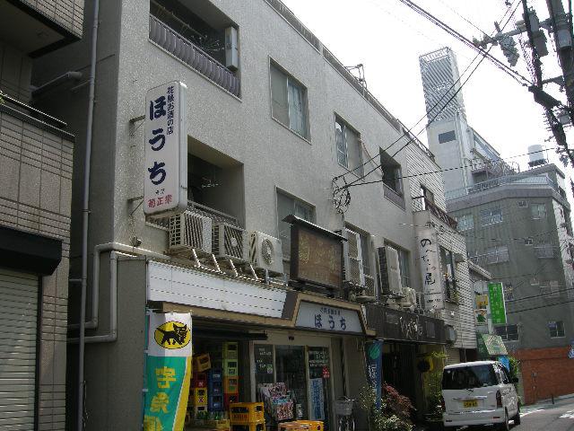 物件番号: 1025871973 新芳地ビル  神戸市中央区花隈町 2K マンション 外観画像