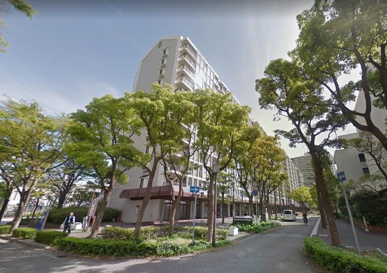 物件番号: 1025883554 神戸パークシティC棟  神戸市中央区港島中町6丁目 3LDK マンション 外観画像