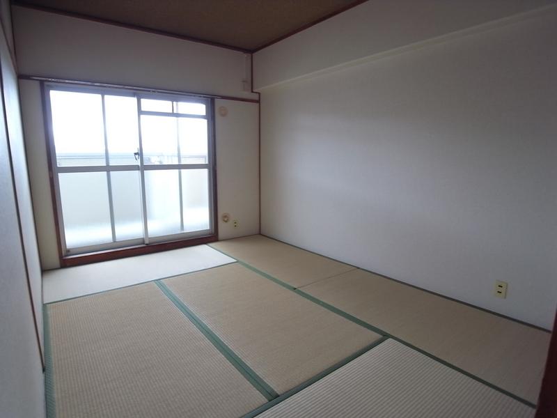 物件番号: 1025882584 ビレッジハウス港島タワー  神戸市中央区港島中町2丁目 3DK マンション 画像2