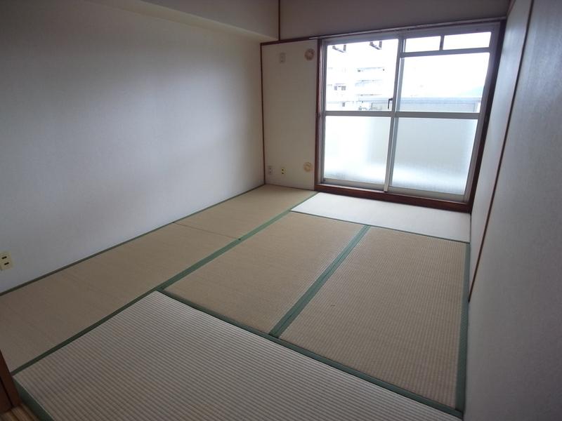 物件番号: 1025882584 ビレッジハウス港島タワー  神戸市中央区港島中町2丁目 3DK マンション 画像3
