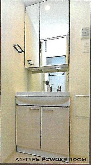 物件番号: 1025873406 エスプレイス神戸ハーバーウエスト  神戸市兵庫区新開地5丁目 1K マンション 画像6