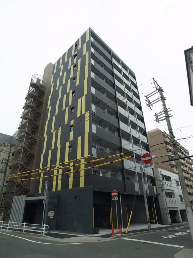 物件番号: 1025874825 アドバンス三宮グルーブ  神戸市中央区東雲通1丁目 1K マンション 外観画像