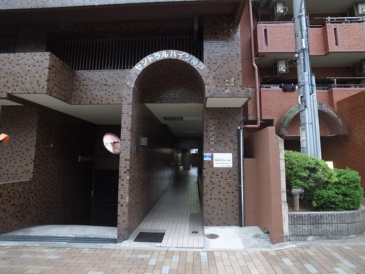 物件番号: 1025875082 セントラルハイツ神戸  神戸市兵庫区西橘通1丁目 3DK マンション 画像30