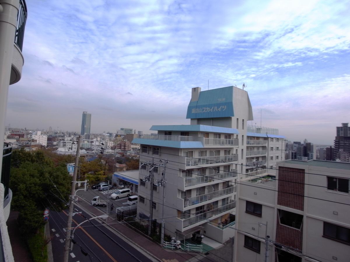 物件番号: 1025875325 グリーンハイツ諏訪山  神戸市中央区山本通4丁目 1LDK マンション 画像11