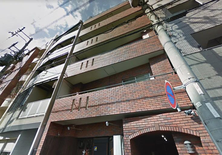 物件番号: 1025876644 イーデンハイツ神戸  神戸市兵庫区新開地3丁目 3DK マンション 外観画像