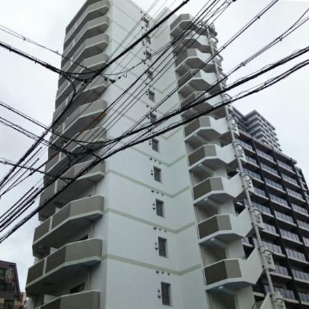 物件番号: 1025881198 パルス元町  神戸市中央区花隈町 1LDK マンション 外観画像