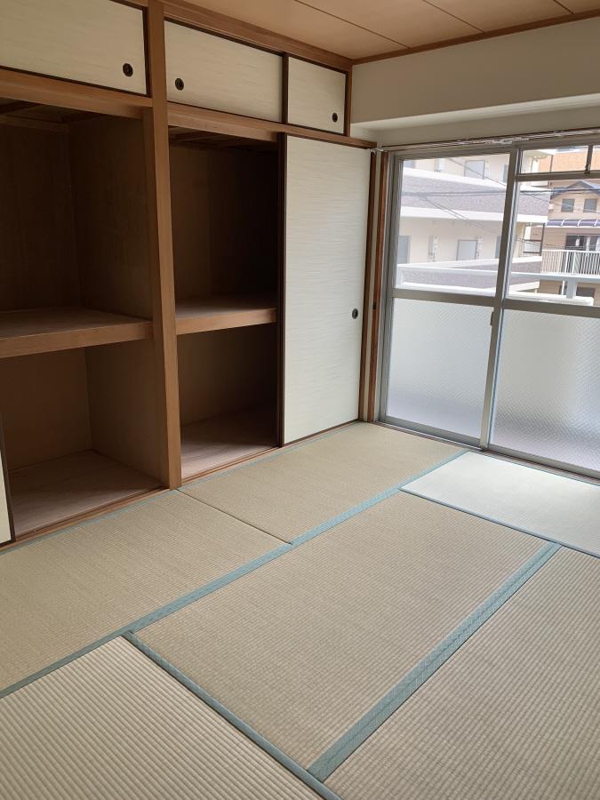 物件番号: 1025881207 グランドハイツ岸本  神戸市中央区日暮通1丁目 2DK マンション 画像8