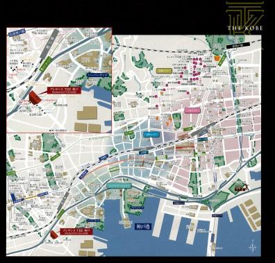 物件番号: 1025883331 プレサンス THE 神戸  神戸市兵庫区西出町 1LDK マンション 画像3