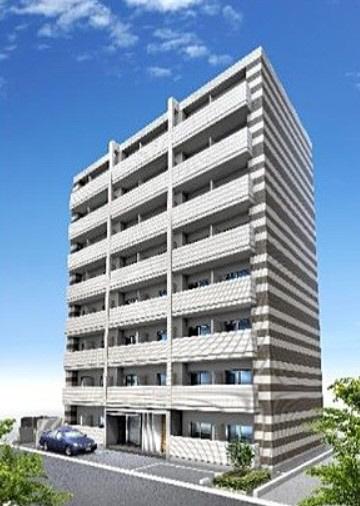 物件番号: 1025881512 ファーストフィオーレ三宮EAST  神戸市中央区東雲通5丁目 1K マンション 外観画像