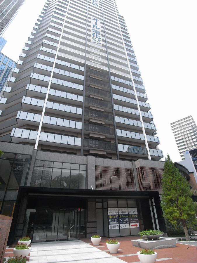 アーバンライフ神戸三宮ザ・タワー 605の外観