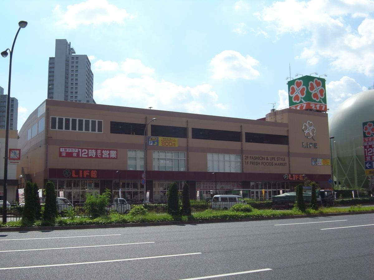 物件番号: 1025881665 フジパレス三宮東  神戸市中央区南本町通4丁目 1K アパート 画像25