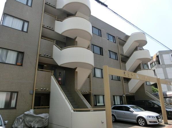 物件番号: 1025881424 レジデンス本山  神戸市東灘区本山中町4丁目 2LDK マンション 外観画像