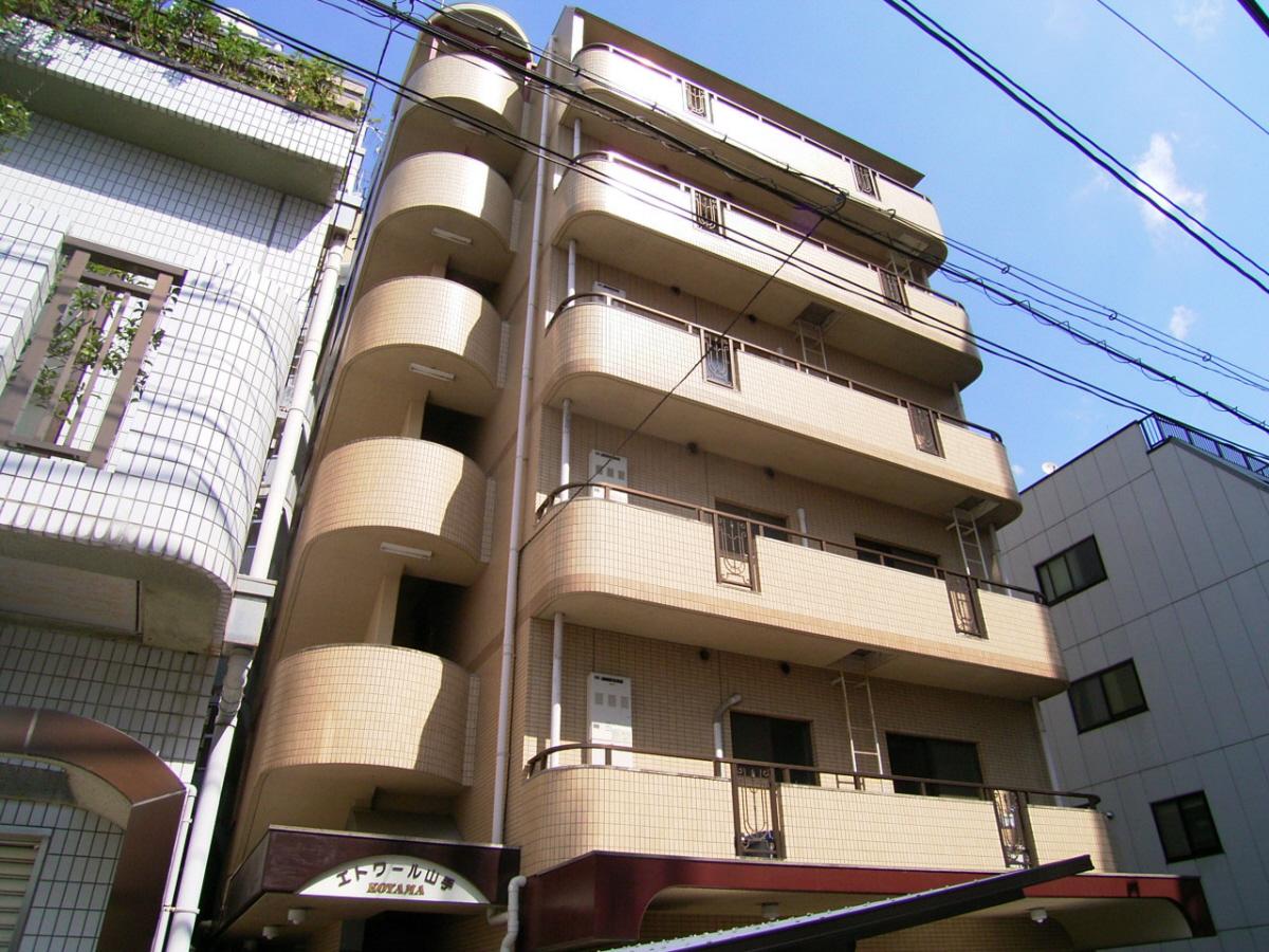 物件番号: 1025881708 エトワール山手KOYAMA  神戸市中央区加納町3丁目 1R マンション 画像6