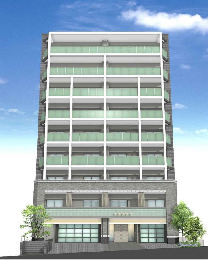 物件番号: 1025881753 マグノリア・トアロード  神戸市中央区中山手通2丁目 1LDK マンション 外観画像