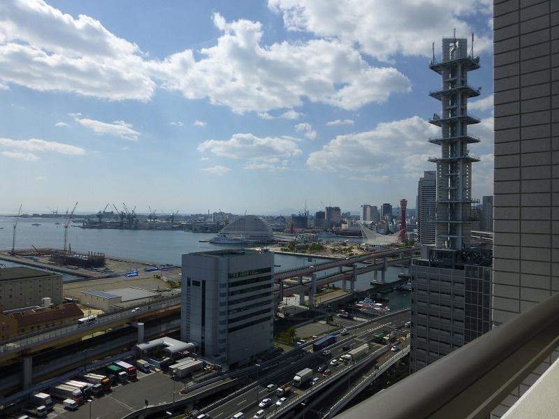 物件番号: 1025881819 ベリスタ神戸旧居留地  神戸市中央区海岸通 2LDK マンション 画像11
