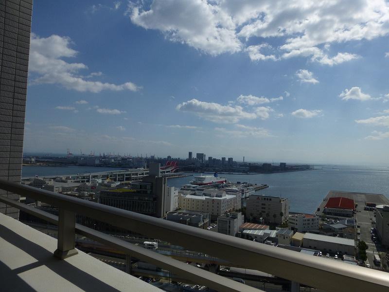 物件番号: 1025881819 ベリスタ神戸旧居留地  神戸市中央区海岸通 2LDK マンション 画像12