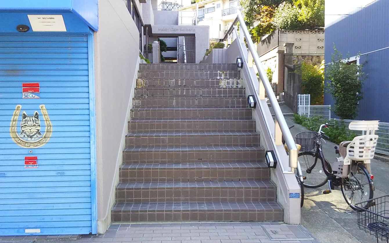 物件番号: 1025881847 メゾンクレール諏訪山  神戸市中央区山本通4丁目 2SLDK マンション 画像7
