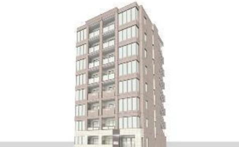 物件番号: 1025881895 グラン アクシス  神戸市中央区東雲通1丁目 1DK マンション 外観画像