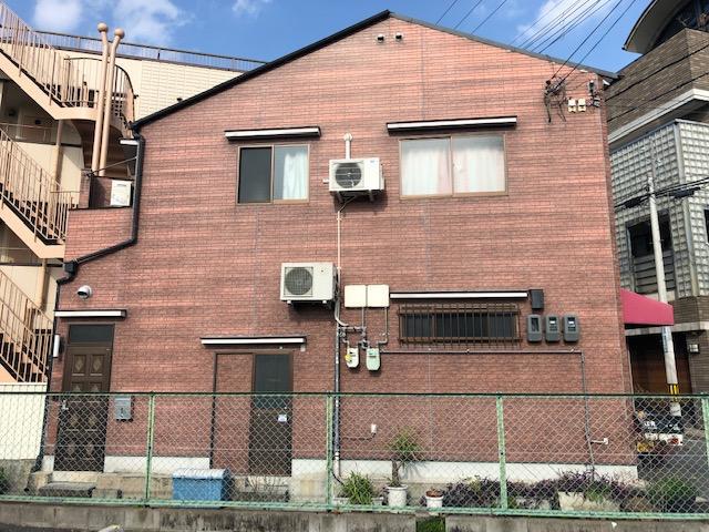物件番号: 1025881965 セガワハウス  神戸市中央区山本通4丁目 1K アパート 外観画像