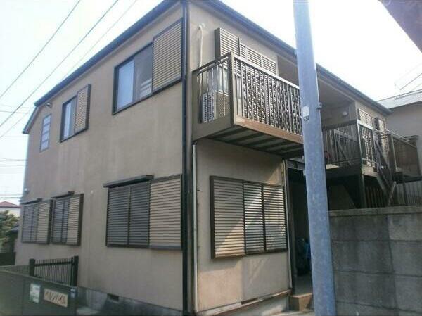 物件番号: 1025882079 ベルンハイム  神戸市兵庫区熊野町4丁目 2DK ハイツ 外観画像